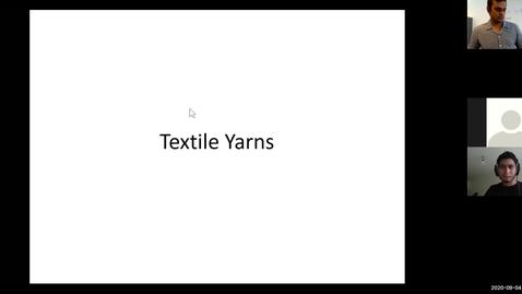 Miniatyr för inlägg Introduction to Textile Yarns