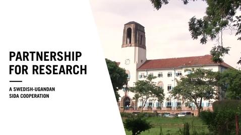 Miniatyr för inlägg Advancing research through partnership