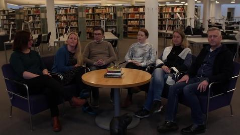 Miniatyr för inlägg LoungeTalks om nya system på biblioteket -  Del 2