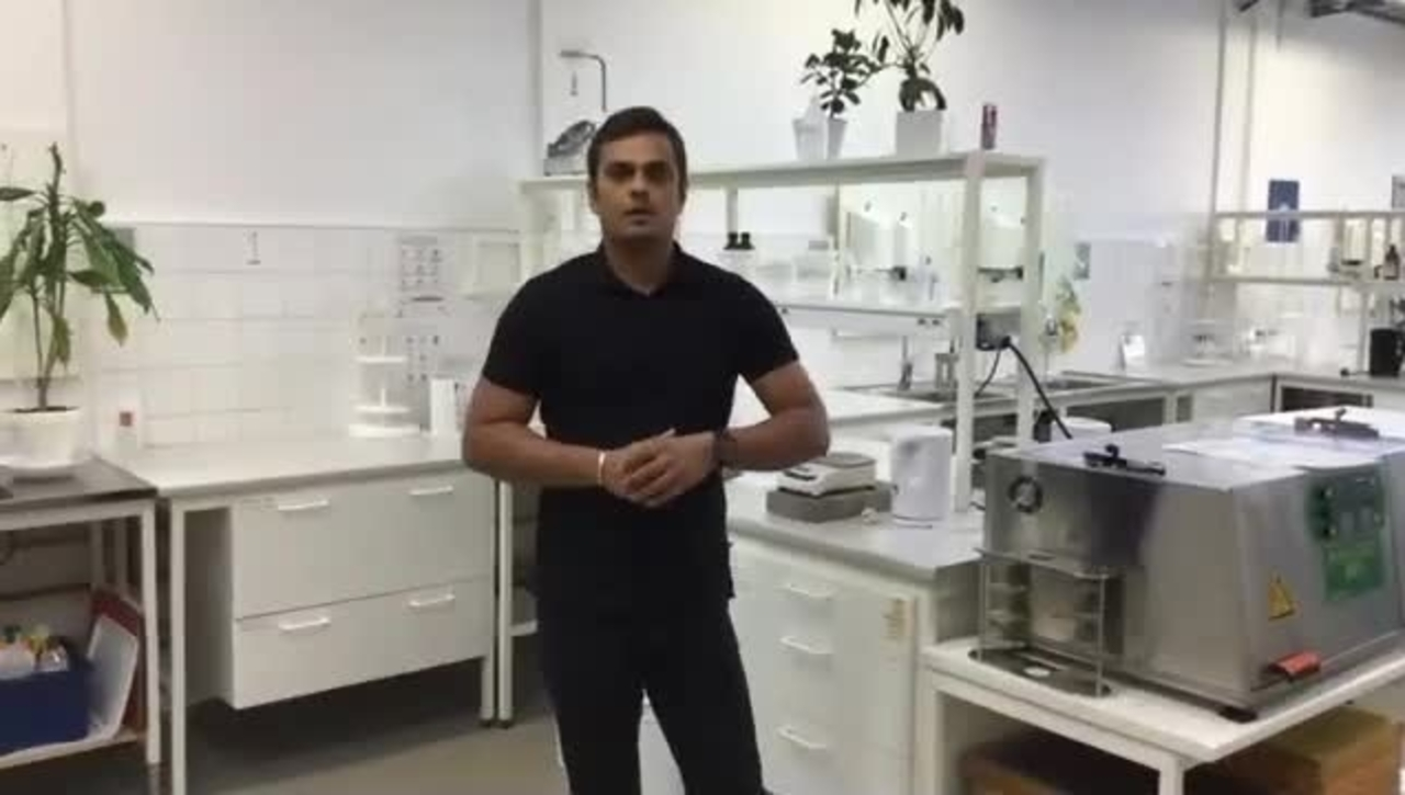 Printing, Dyeing and Finishing Lab