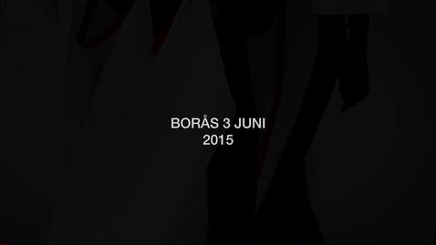 Miniatyr för inlägg Från Borås till London