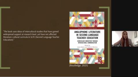 Miniatyr för inlägg Gül Bilge Han - Moving between worlds: Pedagogies of spatial and intercultural mobility in children's literature