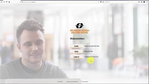 Miniatyr för inlägg Videomöten med Zoom - Student