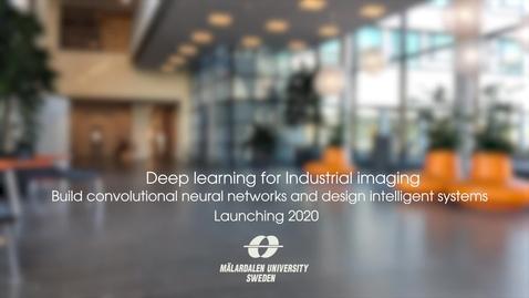 Miniatyr för inlägg Deep Learning for Industrial Imaging