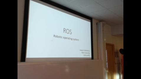 Miniatyr för inlägg Introductory ROS by Joaquin Ballesteros