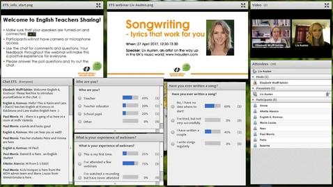 Miniatyr för inlägg Songwriting: Lyrics that work for you