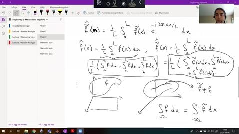 Miniatyr för inlägg FourierAnalysis_HT21_Lecture2_Part2