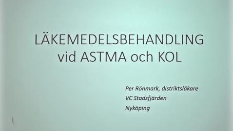 Miniatyr för inlägg Per Rönmark Del 1