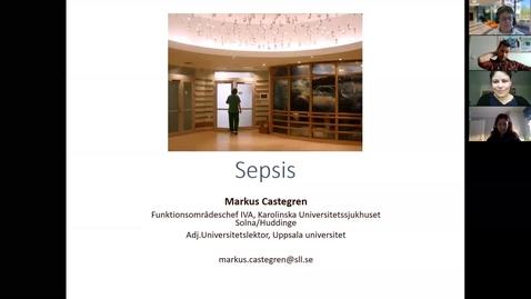Miniatyr för inlägg Sepsis och abdominellt compartmentsyndrom vt21