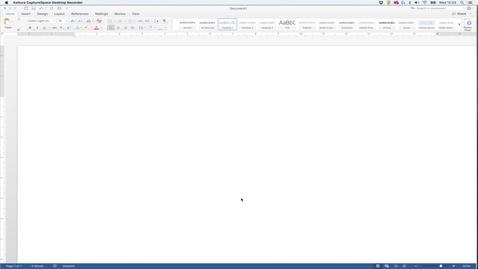 Miniatyr för inlägg Anpassa formatmallen i Word
