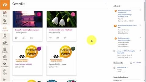 Miniatyr för inlägg Commons på MDH - Lärare
