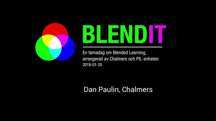 Miniatyr för kanal BlendIT 2018