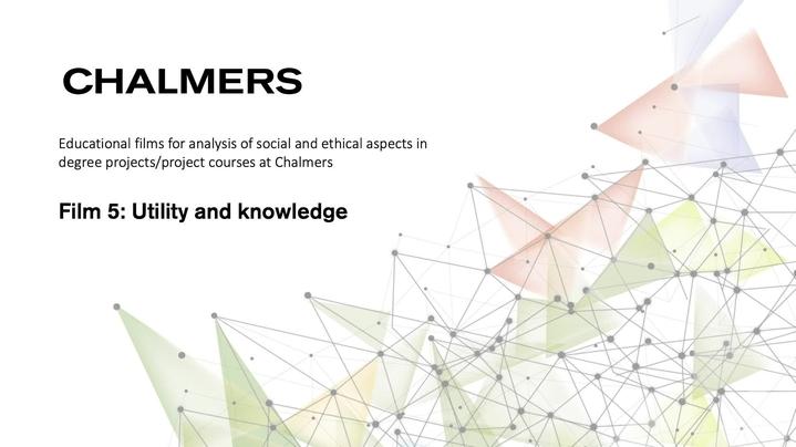 Miniatyr för kanal Ethics for engineers