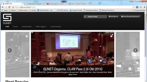 Thumbnail for entry Infoga YouTube-klipp