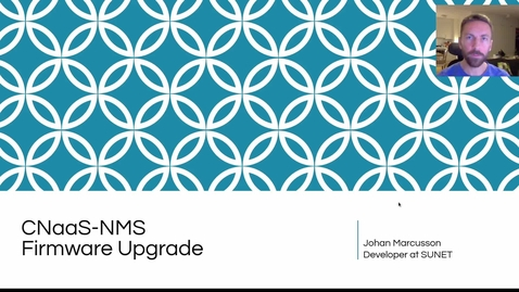 Thumbnail for entry CNaaS-NMS Firmware Upgrade via WebUI