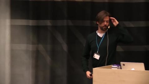Thumbnail for entry Läget i SunetC - Stefan Liström, SUNET