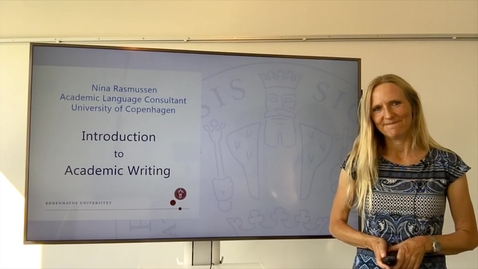 Thumbnail for entry Introduction to Academic Writing_international students_2020