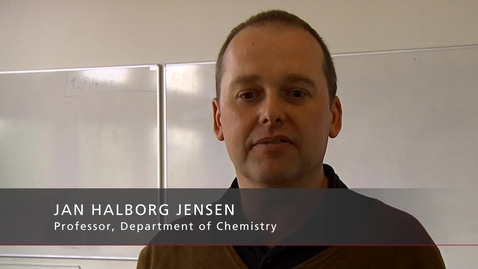 Thumbnail for entry Interview med Jan Halborg Jensen