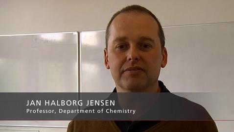 Thumbnail for entry Interview med Jan Halborg Jensen