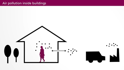 Thumbnail for entry Air Pollution - a Global Threat to our Health:  Tight Buildings (12:16)