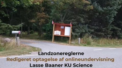 Thumbnail for entry Landzonereglerne