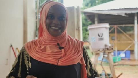 Thumbnail for entry Global Health Case Challenge: Mini interviews with health care providers from Mnazi Mmoja Hospital in Zanzibar, Tanzania