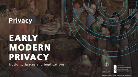 Thumbnail for entry Privacy Conference 2019 Keynote Lecture by Mia Korpiola