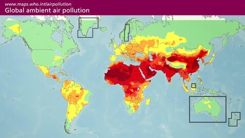 Thumbnail for entry Air Pollution - a Global Threat to our Health:  The Global Burden (07:16)