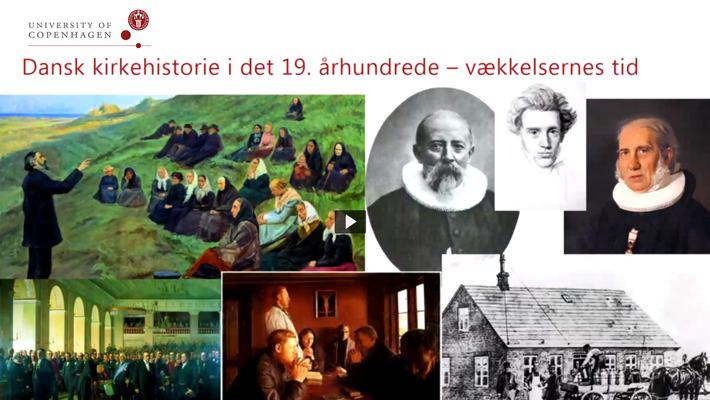42 : Dansk kirkehistorie IV (A) - Det 19. århundrede