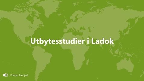 Miniatyr för inlägg Om utbytesstudier i Ladok