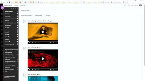 Miniatyr för inlägg Redigering av video