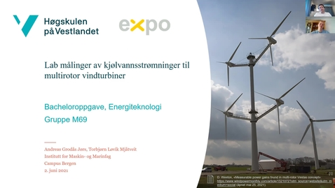 Thumbnail for entry M69-Wake flow lab measurements of multi-rotor wind turbines