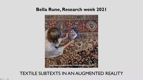 Thumbnail for entry Bella Rune