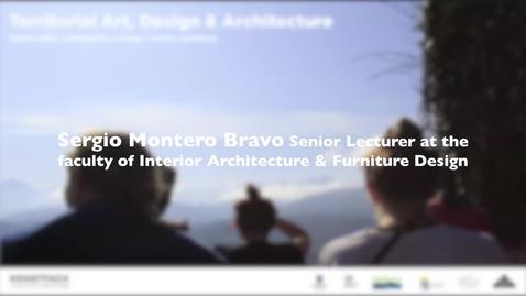 Thumbnail for entry Sergio Montero Bravo